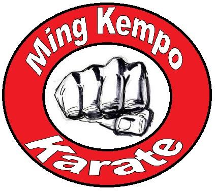 Kenpo Karate Logo Ming Kempo Karate